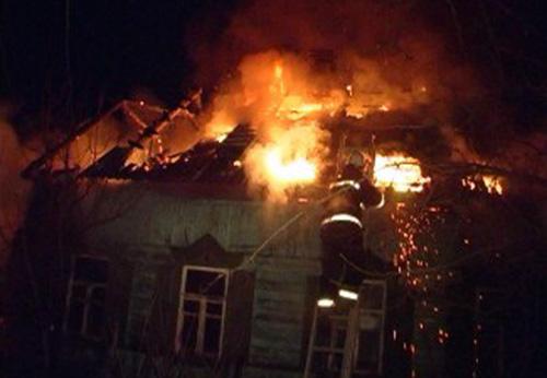 Пожар вГрачевском районе: двое погибли, двое вкрайне тяжелом состоянии