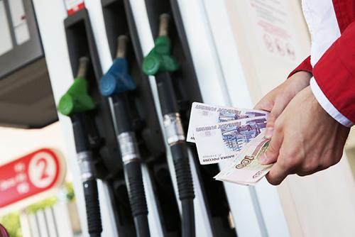 Апрельское повышение цен на бензин и дизельное топливо в Новосибирске