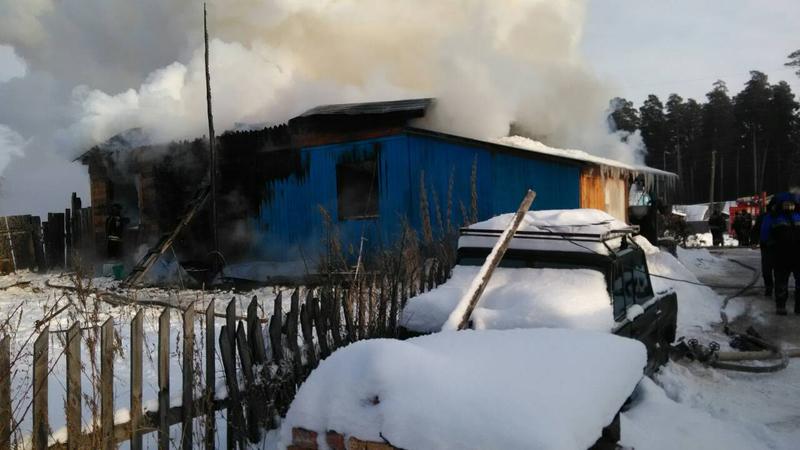 ВБузулукском районе чиновник вынес изгорящего дома инвалида