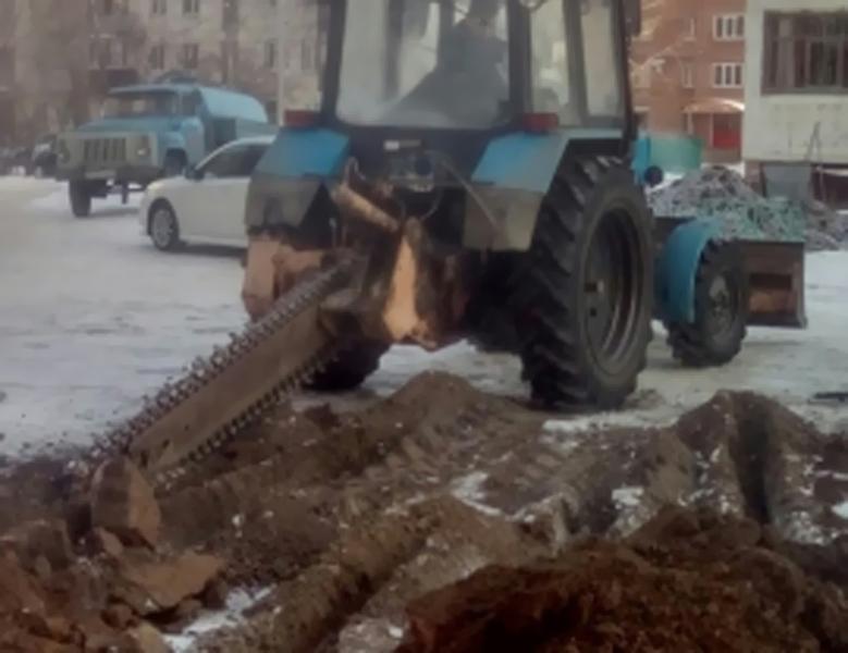 Практически  400 граждан  Оренбуржья остались без отопления