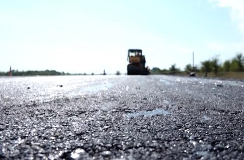 Ремонт дорог в Российской Федерации: попоручению В. Путина восстановлен участок трассы вОренбуржье