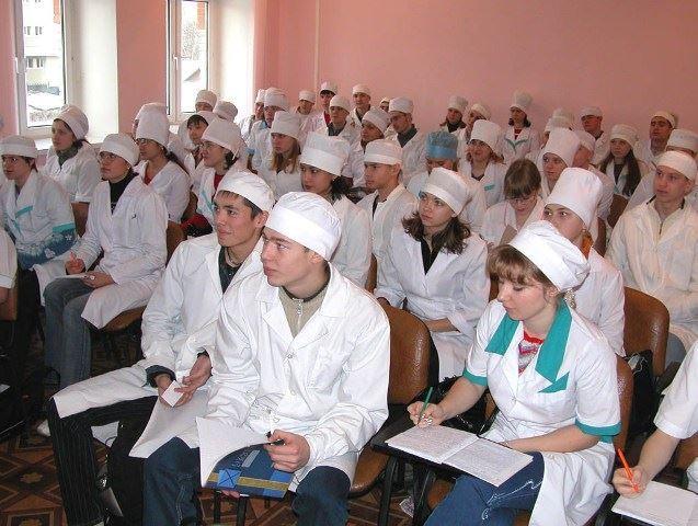 Курсы медсестер белгород