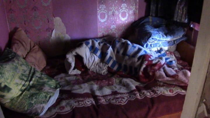 Мать истязала собственных четверых детей, морила голодом идержала вхолоде