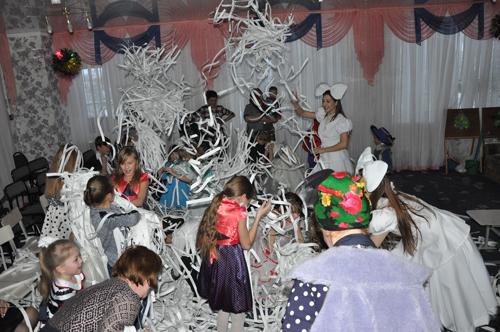 «Ростелеком» сказал новогодние подарки воспитанникам Городецкого дет дома