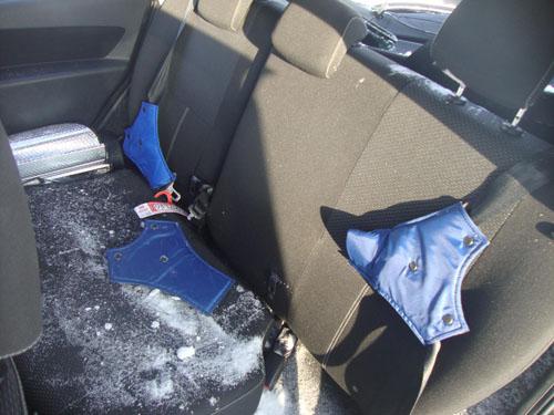Два самарских школьника пострадали вДТП вОренбургской области