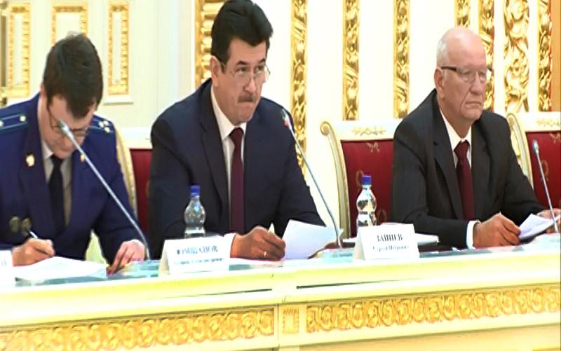 ВОренбурге прошло совещание сучастием заместителя генпрокурора РФ