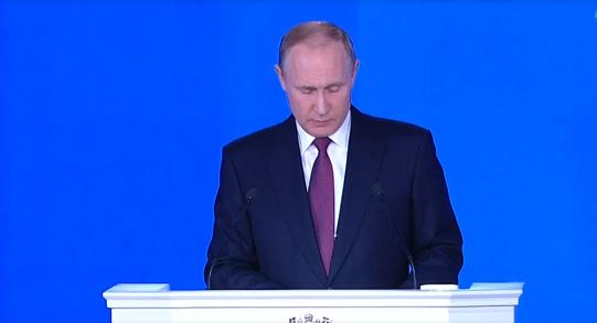 Восстановили паритет: Путин продемонстрировал, чем Российская Федерация удержит баланс вмире