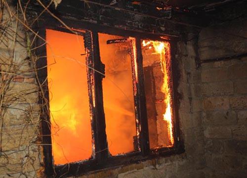 ВОренбургском районе впроцессе пожара погибли два брата