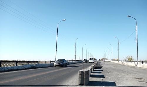 Мостовая развязка наИлекском шоссе открыта для движения