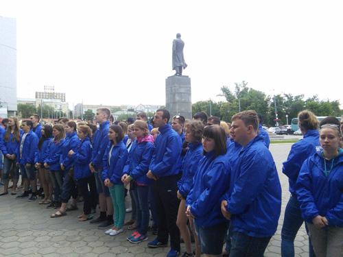 Больше сотни молодых людей изБашкирии направились  нафорум «iВолга-2016»