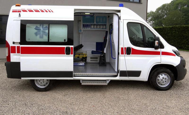 Лечебные заведения Оренбуржья сегодня получили 60 авто «скорой»