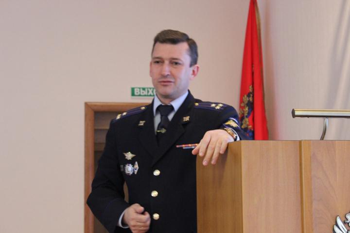 Главный полицейский Оренбургской области Михаил Давыдов возглавил МВД по Пермскому краю