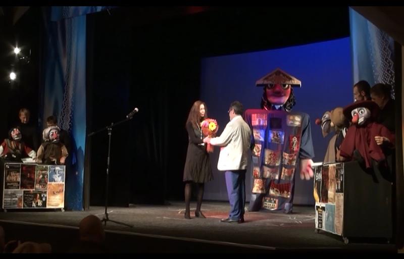 Омский театр кукол «Арлекин» получил диплом намеждународном фестивале