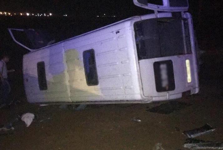ВОренбурге возбудили уголовное дело пофакту ДТП смикроавтобусом Москва— Бишкек