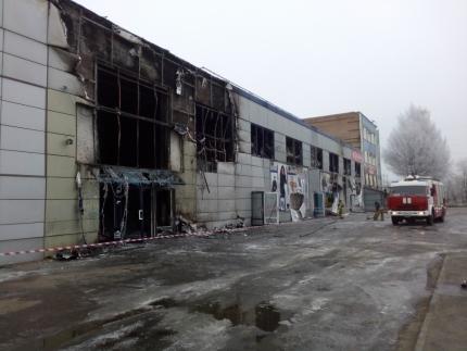СКвозбудил уголовное дело пофакту пожара вТЦ «Мир»