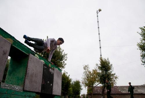 «Зарница Поволжья— 2016» стартовала вОренбурге