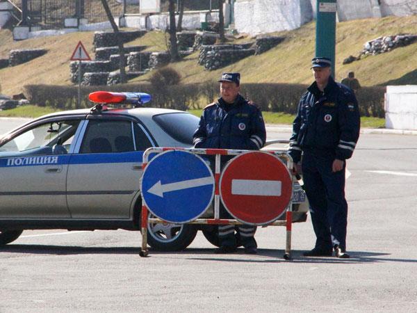 9 Мая в Черкесске будет ограничено движение транспорта