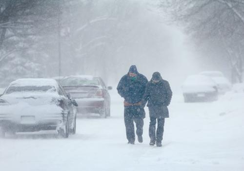ВОренбурге иобласти предполагается метель сусилением ветра— МЧС