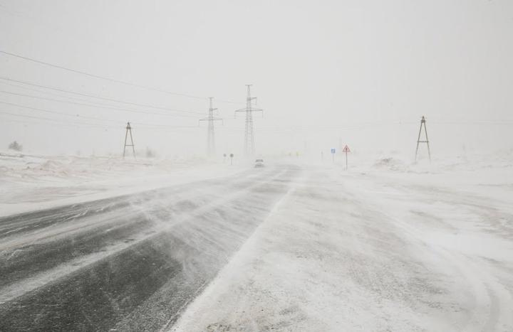 Вначале рабочей недели  вПензенской области прогнозируется метель
