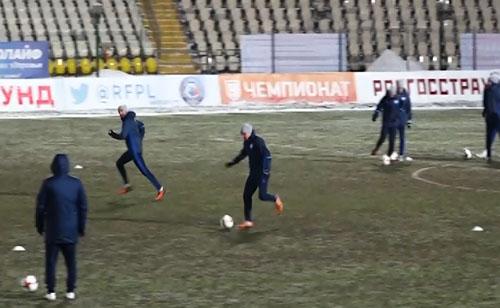 «Амкар» сыграет с«Оренбургом» натри часа раньше запланированного времени