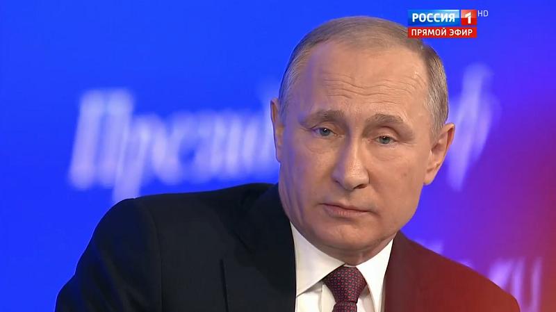 Путин назвал основные проблемы экономики страны