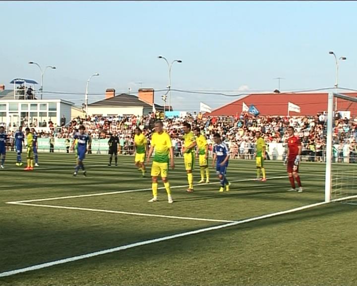 «Анжи» и«Оренбург» обменялись домашними матчами вчемпионате Российской Федерации