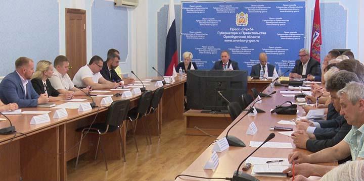 Оренбург узнает первых кандидатов на пост губернатора 1 июня