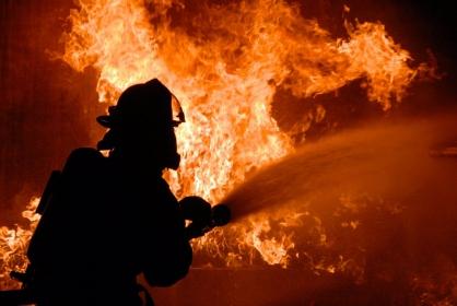 ВДомбаровке напожаре умер 69-летний мужчина