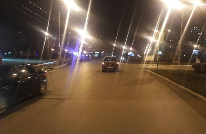 НаЧкалова вДТП с Тойота пострадал пешеход