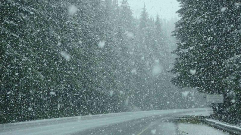Штормовое предупреждение: вКузбассе предполагается снегопад исильный ветер