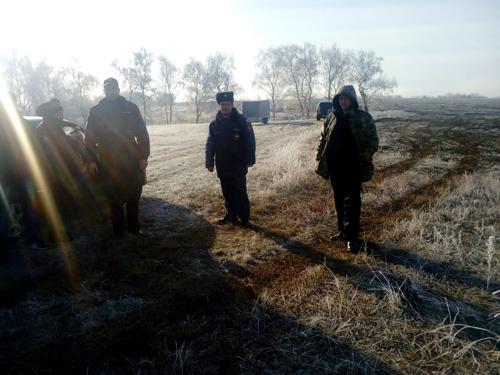 ВОренбургской области завершили поиски инвалида