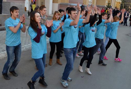10сентября вОренбурге состоится Всероссийский Парад студенчества