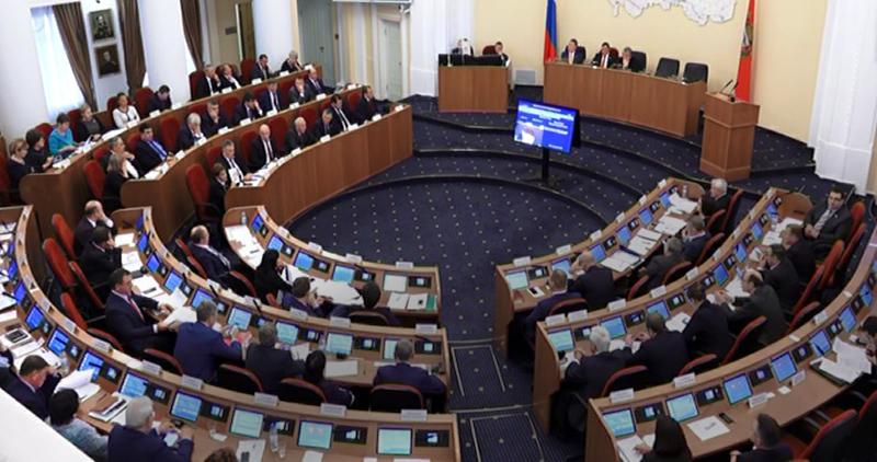 Народные избранники Оренбургского Заксоба приняли бездефицитный бюджет на2018-2020 года