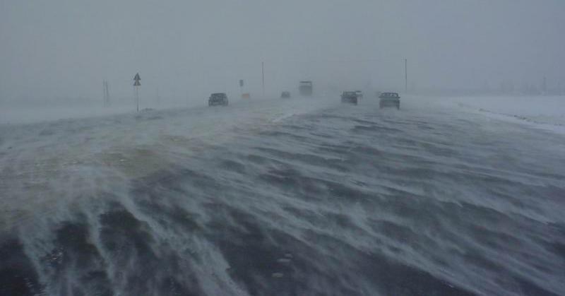 Снято ограничение для транспорта натрассе вОренбуржье
