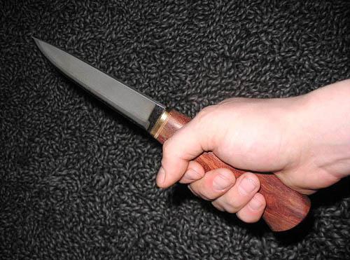ВМатвеевском районе несовершеннолетний подозревается вразбойном нападении на 2-х женщин