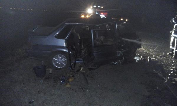 Два человека погибли вДТП на автотрассе Каменноозерное-Медногорск