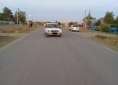 ДТП вАдамовке: автомобилист наехал наребенка натрехколесном велосипеде
