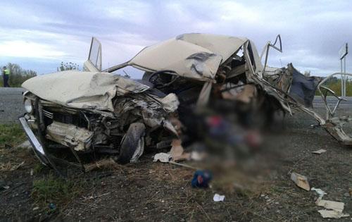 4 человека стали жертвами ДТП вОренбургской области