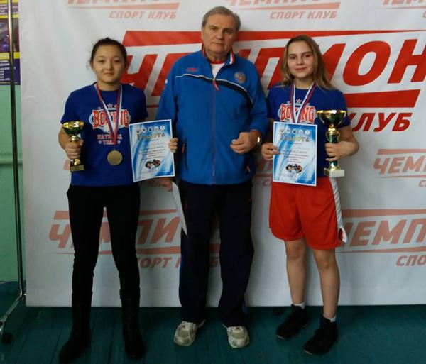 Женская сборная Пензенской области побоксу привезла семь золотых наград
