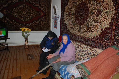 Милиция круглые сутки дежурит взатопленном Светлинском районе