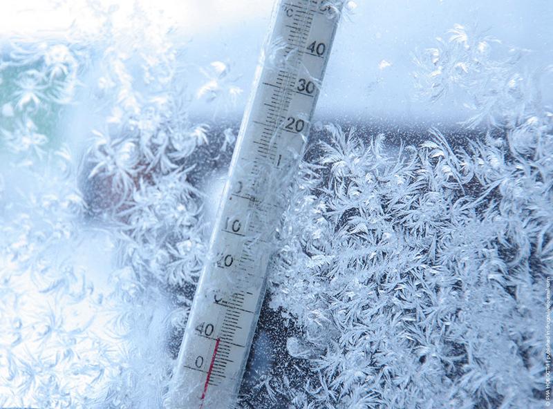 ВСаратове предполагается небольшой снегопад ипонижение температуры воздуха