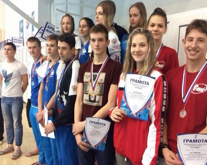 Уральцы завоевали 11 золотых наград начемпионате РФ поподводным видам спорта