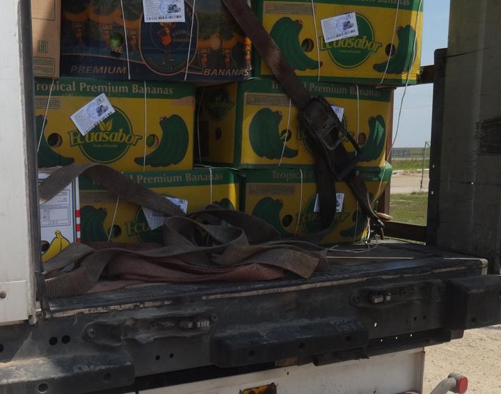 ВОренбургской области награнице задержали 102 тонны арбузов иовощей