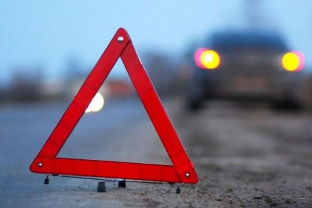 Два автомобиля столкнулись под Оренбургом, необошлось без жертв