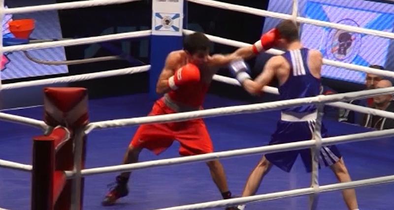 Оренбуржец Габил Мамедов вышел вфинал чемпионата Российской Федерации побоксу