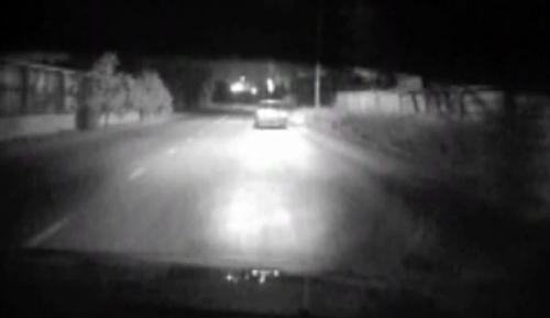 ВОрске полицейские гнались за нетрезвым водителем