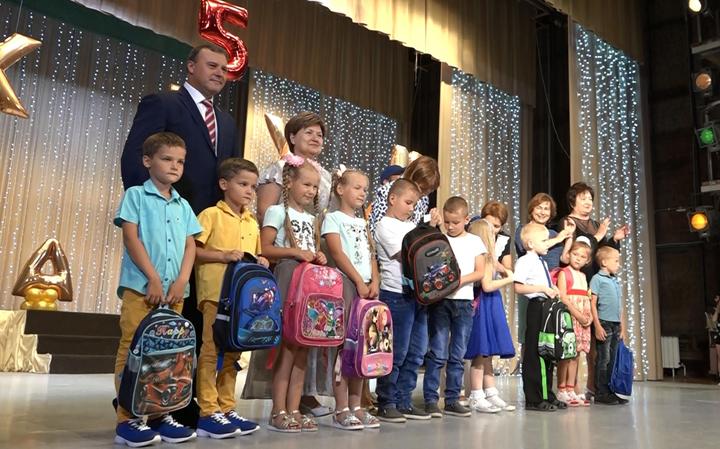 ВМичуринске проходит благотворительная акция «Помоги собрать ребенка вшколу»