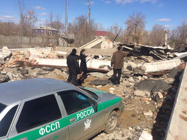 Семь самостроев снесли вОренбургской области всамом начале года