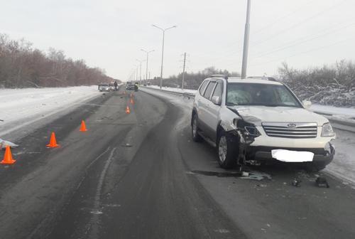 Орск умер пешеход: ВДТП натрассе Оренбург