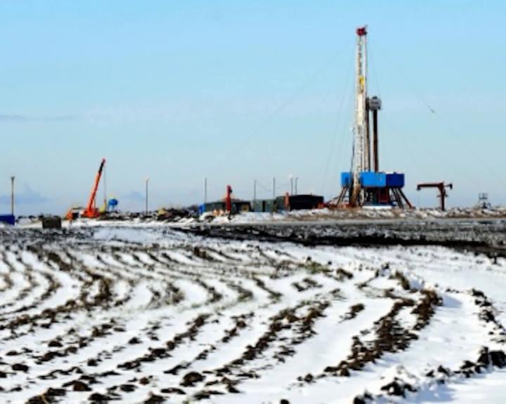 Нанефтяной скважине вНовосергиевском районе произошел серьёзный пожар